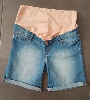 Jeans West Maternity Shorts SIZE 10
