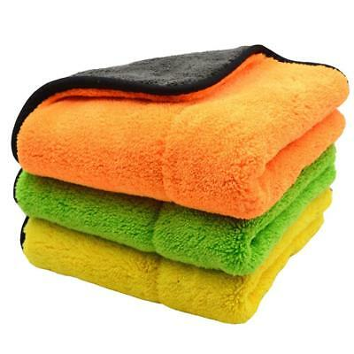 Super Absorbent Car Wash Microfiber Towel Car Cleaning Drying-Cloth NEW