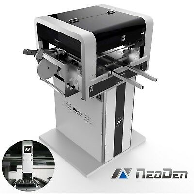 Neoden4 pick and place robot SMT automatic machine with 8 feeders -J
