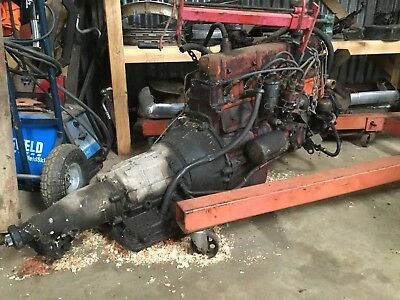 Engine 186 Motor Power Glide Transmission Suit EJ EH HR HD HG HK HT Premier