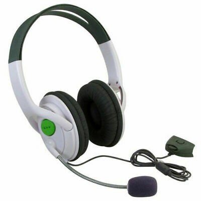 Official Microsoft Xbox 360 Live Wired Headset Microphone