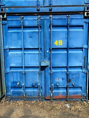 Storage Container 10ft by 8ft  Steel (More Available)