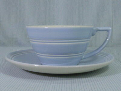 Wedgwood Jasper Conran Casual Range Pale Blue Tea Cup & Saucer - Many Available