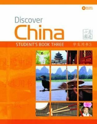 Discover China: Student Book Three by Qi Shao Yan (Mixed media product, 2012)