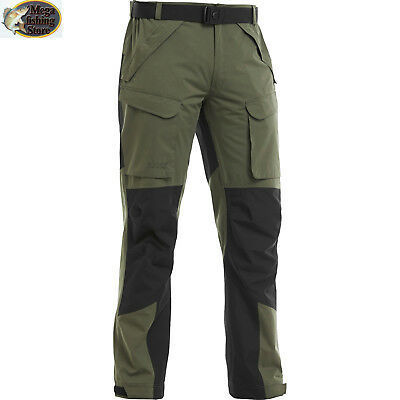 Fladen Authentic Wear 2.0 Outdoorhose Angelhose Jagd 100% Wasserdicht Winddicht