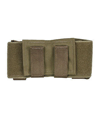 Tasmanian Tiger TT Modular Patch Holder Khaki Tactical Molle Klettfläche