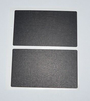 LOT de 2 Stickers pour Touchpad Lenovo T410, T420, T510, T520, T430, T530