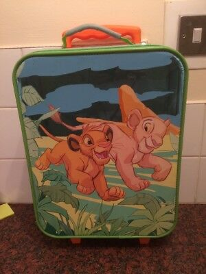 Disney Lion King Suitcase
