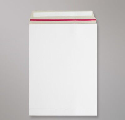 High Quality All Board White Calendar Card Document Envelopes *All Sizes/Qty's*