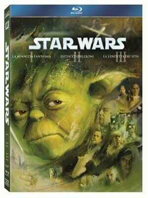 STAR WARS ORIGINAL TRILOGY COMPLETE COLLECTION BLURAY Episode Part 1 2 3 New