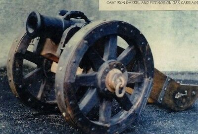 Howitzer Cannon Barrel Foundry Casting Pattern