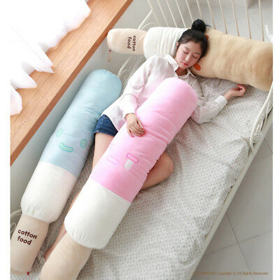 "Cotton Food Candybar Big Size 120cm 47"" Character Pillow Cushion Plush Toy Doll"