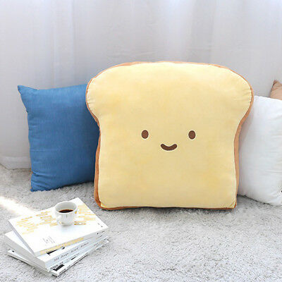 "Cotton Food Bread 60cm 24"" Cushion Pillow Plush Toy Dol"