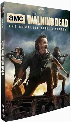 The Walking Dead Complete Eighth Season 8  New Dvd  Set