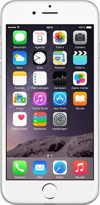 *Summer Sale* Apple Iphone 6 16GB White Silver Smartphone B-Grade