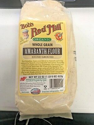 Bob's Red Mill Organic Amaranth Flour 22 oz (623 g)