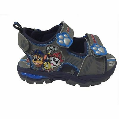 Boys Toddler Sandals Paw Patrol Chase and Marshall