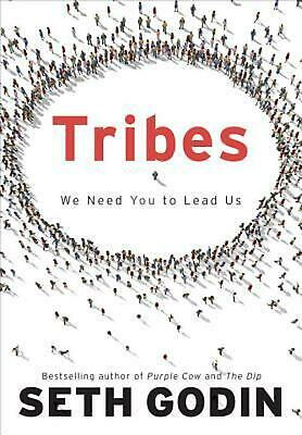 Tribes: We Need You to Lead Us by Seth Godin (English) Hardcover Book Free Shipp