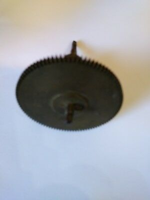 vintage fusee clock part