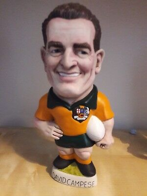David Campese grogg from World of Groggs in mint condition