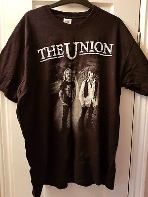 The Union Signed T Shirt