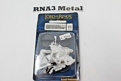 Warhammer Lord of the Rings Aragorn King of Gondor Foot and Mounted Blister