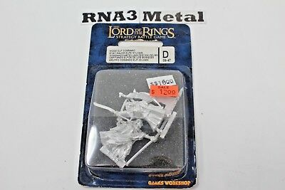 Warhammer Lord of the Rings Wood Elf Command
