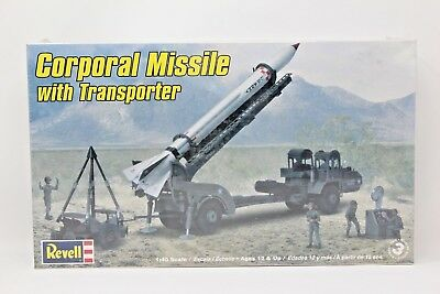 Corporal Missile With Transporter Model Tank 1:40 Scale