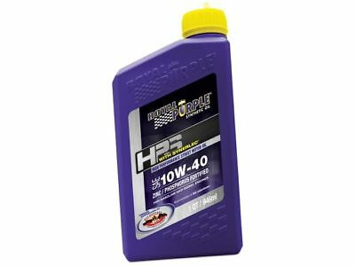 Royal Purple HPS Motor Oil 10W40 Qt Bottle