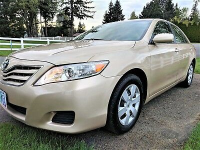 2010 Toyota Camry LE 2010 Toyota Camry LE ONLY 66k miles