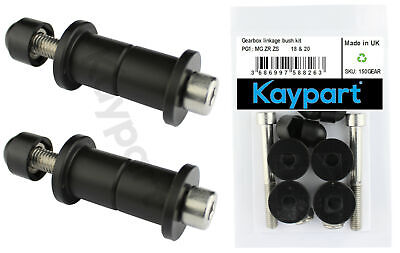 MG Gearbox Linkage Bushing repair Kit PG1 ZR ZS Rover 120 TD 218 220 TD 18 & 20