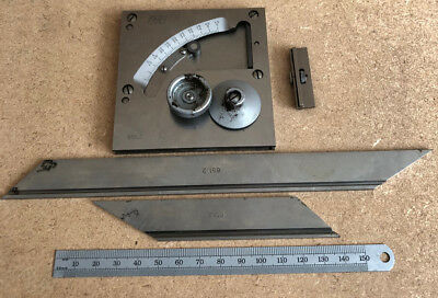 Precision protractor / sine bar/ angle block for milling, turning, CNC