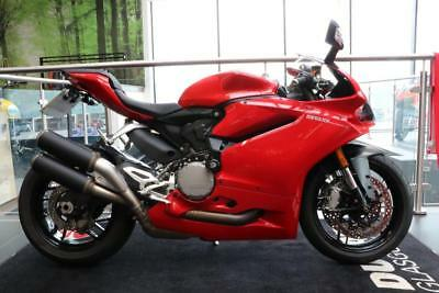 2016, 16 Ducati 959 Panigale Red