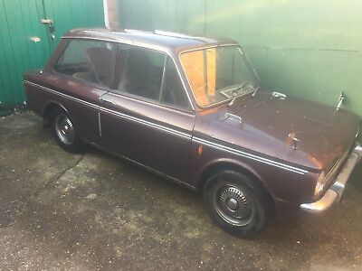 Hillman Imp Super  Project or repair