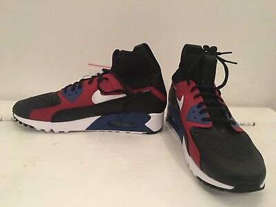 NIKE AIR MAX 90 ULTRA SUPERFLY Collector by Hinker Hatfield Taille 11 / 45 Neuf