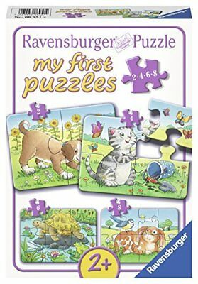 Ravensburger - 69514 - Puzzle My First Puzzles - Animaux Adorables 20 Pi?ces