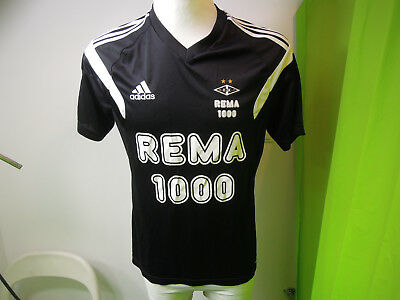 Rosenborg BK Norwegen verein Adidas type training Gr.M fan trikot shirt skjorte
