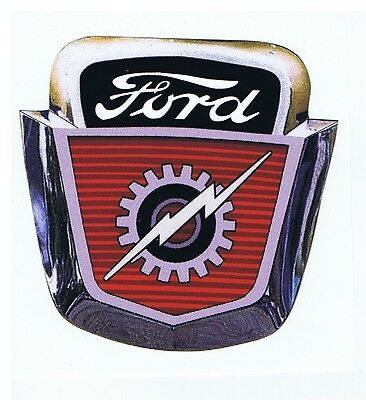 Ford Truck Vintage Tribute Retro Stickers