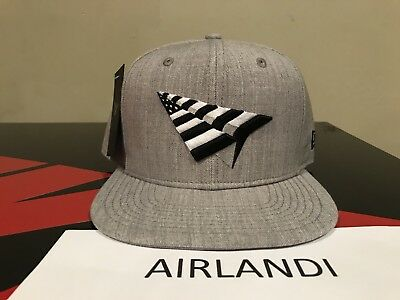 ROC NATION GREY Snapback Hat With Pin!paper Planes Jay-Z Hat! Old ... 316c7b7d4ab9