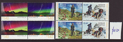 Australian Postage stamps Never used unhinged,