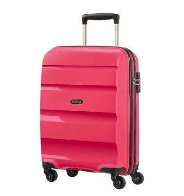 American Tourister New Bon Air 4 Wheel Spinner Travel Suitcase Cabin 55cm 315 lt