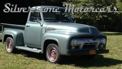 1954 Ford Other Pickups  1954 Metallic Green Restored 390cdi Motor Great Driver Great Truck