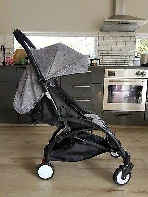 Compact Lightweight Baby Travel Stroller Pram Easy Folding Carry-on