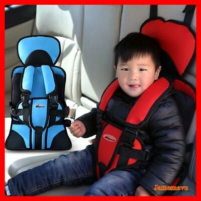New Safety Infant Child Baby Car Seat Toddler Carrier Cushion 6 Months 5 Years