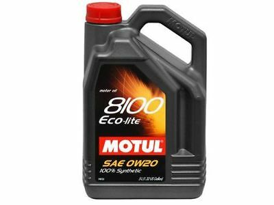 Motul Racing Motor Oil 5 Liter Bottle