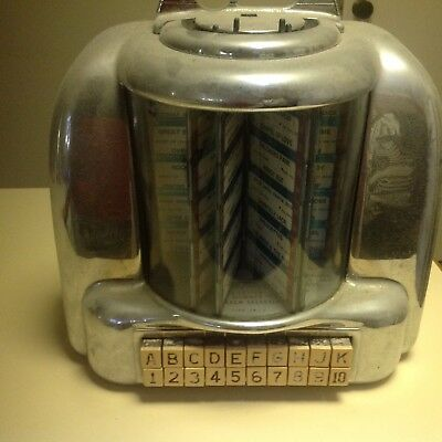 Vintage Jukebox Head
