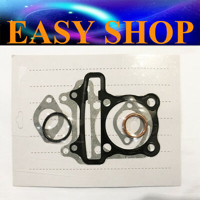 HEAD BASE EXHAUST GASKET SEAL KIT SET GY6 150cc Moped ATV Engine Scooter Bike