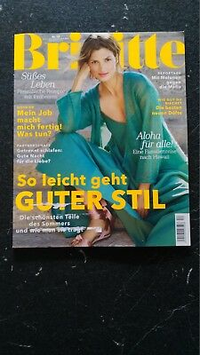 Brigitte 12 2018 News & Beauty-Trends Frauen Damen Magazin Zeitschrift