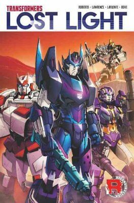Transformers Lost Light by Jack Lawrence 9781631409929 (Paperback, 2017)