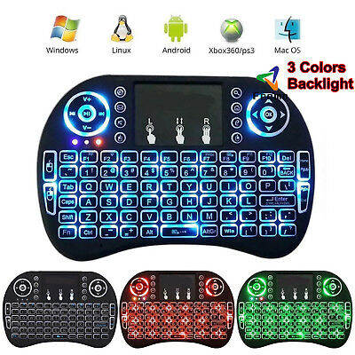 I8 2.4GHz Mini Wireless Keyboard Remote Controls for PC Smart TV Android Box